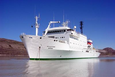 Научно-исследовательское судно «Академик Иоффе»