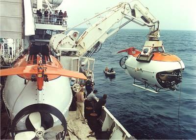 Глубоководные погружаемые аппараты МИР